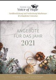 VOH-Katalog 2021