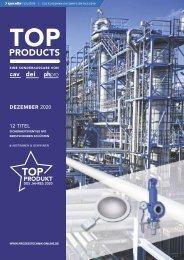 Sonderausgabe cav Top Products 2020