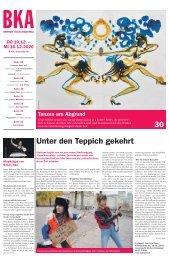 Berner Kulturagenda N°44