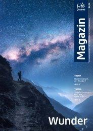 Life Channel Magazin Januar 2021