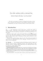 3 Examples - Universität Bayreuth