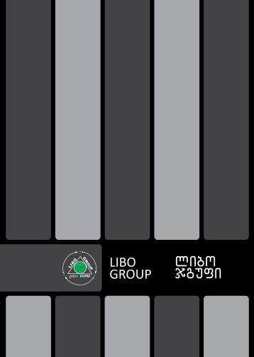 LIBO GROUP libo jgufi - Energyonline.ge