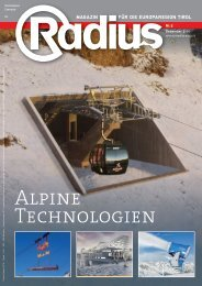Alpine Technologien 2020