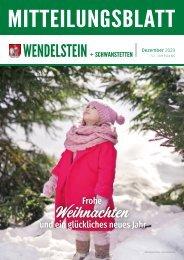 Wendelstein + Schwanstetten - Dezember 2020