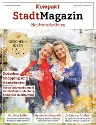 Stadtmagazin - Dezember 2020