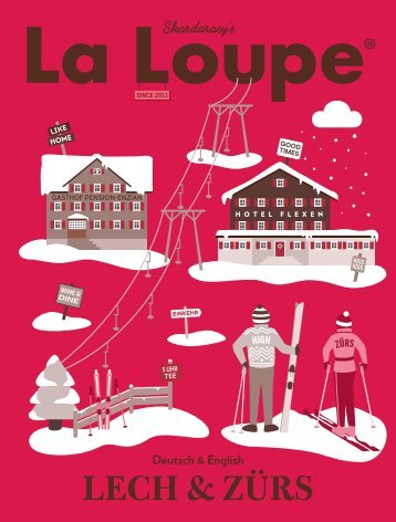 La Loupe Lech Zürs No. 18 Winter