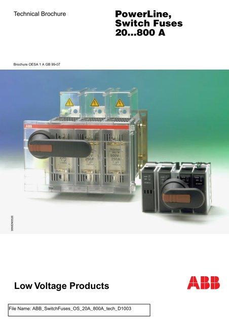 ABB disconnect switch handle 1SCA022380R9660 NEW   OHB65J6  OHB 65J6