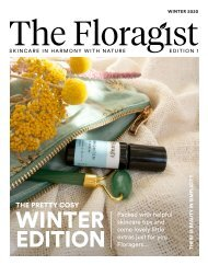 The Floragist – Winter 2020