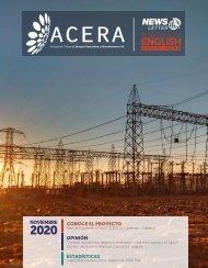 Newsletter ACERA - Noviembre 2020