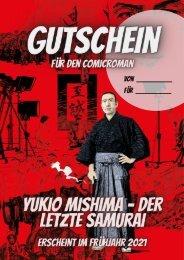 Mishima-Gutschein