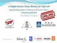 e-flight-forum English 20200. 10. Dez 2020