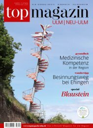 TOP Magazin Ulm 02/2020