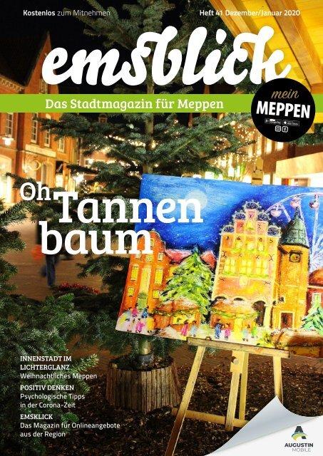 Emsblick Meppen - Heft 41 (Dezember 2020/ Januar 2021)