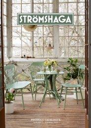 Strömshaga Catalogue   Spring & Summer 2021