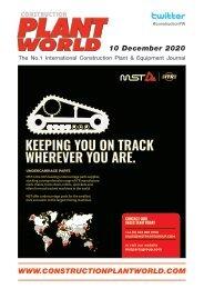 Construction Plant World - 10th December 2020