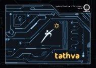 Download Brochure as pdf - Tathva