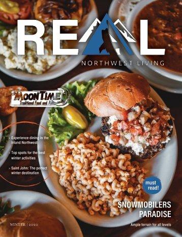 Winter 2020 REAL Northwest Living