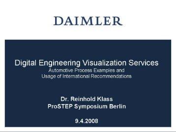 DAIMLER - prostep.org