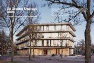 Project De Groene Smaragd Delft - Inner Architecture