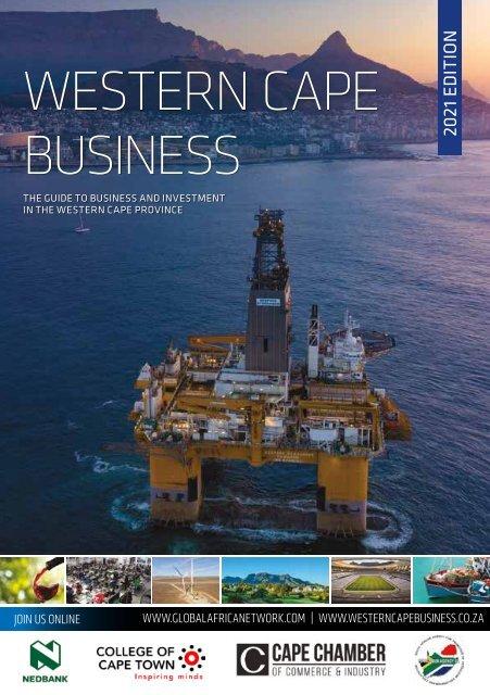 Western Cape Business 2021