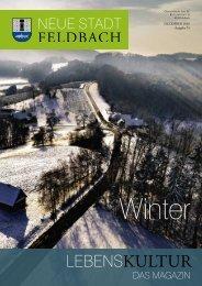 Lebenskultur - Das Magazin - Winter
