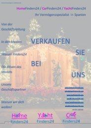 HomeFinders Magazine Deutsch Dezember 2020