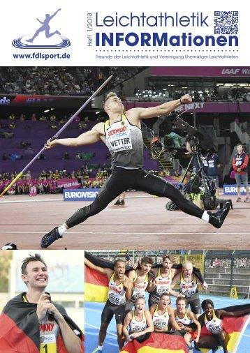 Leichtathletik INFORMationen 01/2018