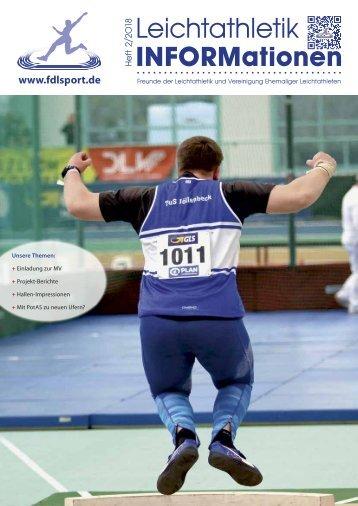 Leichtathletik INFORMationen 02/2018
