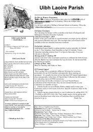 Newsletter 30- 13th DECEMBER, 2020