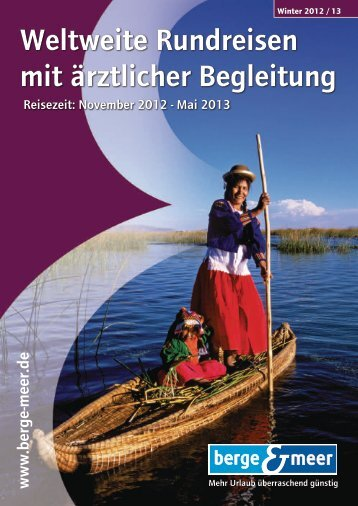 Ihr Reise-Highlight - Berge & Meer