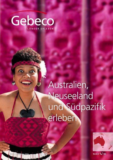 Australien, Neuseeland und Südpazifik erleben - Gebeco