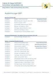 Auszeichnungen 2007.indd - Mathier