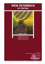 Herbst 2011 - Der Weinladen