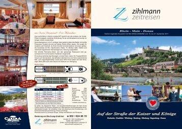 Rhein - Main - Zihlmann Zeitreisen