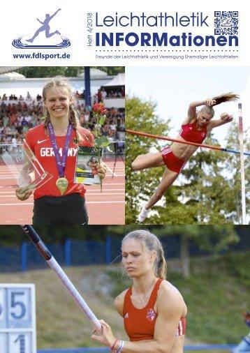 Leichtathletik INFORMationen 04/2018