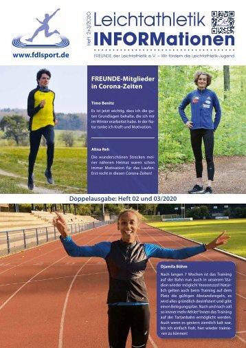 Leichtathletik INFORMationen 02+03/2020