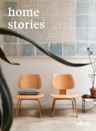 Vitra Home Stories 2020 by Stilleben