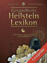 Heilsteine - Gesundheits-Heilstein-Lexikon