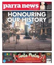 Parra News December 15 2020