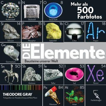 Leseprobe (PDF) - Die Elemente - Bausteine unserer Welt