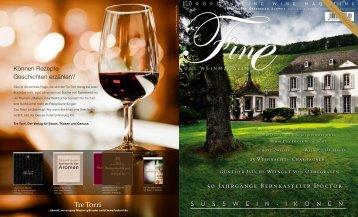 Die Mosel, der Weinberg und die Zeit - Weingüter Wegeler