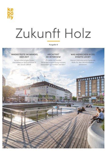 Zukunft Holz - Ausgabe 3/2020 - Kleiner Kiel Kanal