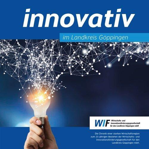 25 Jahre Wirtschafts- und Innovationsförderung Landkreis Göppingen