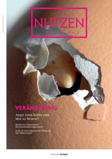 NUTZEN 04/2020: Mantel