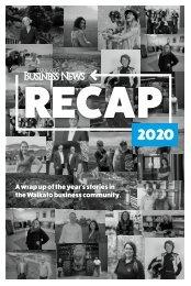 Waikato Business News December Recap 2020