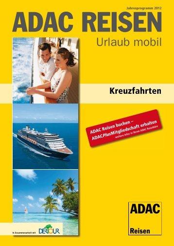 ADAC - Kreuzfahrten - 2012/2013 - Parteneri – Perfect Tour