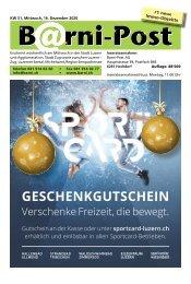 Barni-Post, KW 51, 16. Dezember 2020