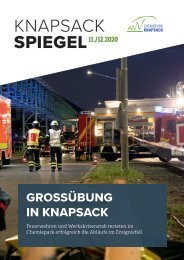 KnapsackSPIEGEL 11-12/2020
