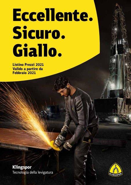 Preisliste 2021 - Italien