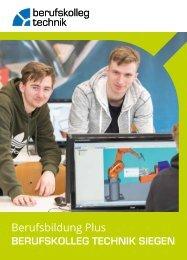 299-Schulmagazin des Berufskolleg Technik des Kreises Siegen-Wittgenstein